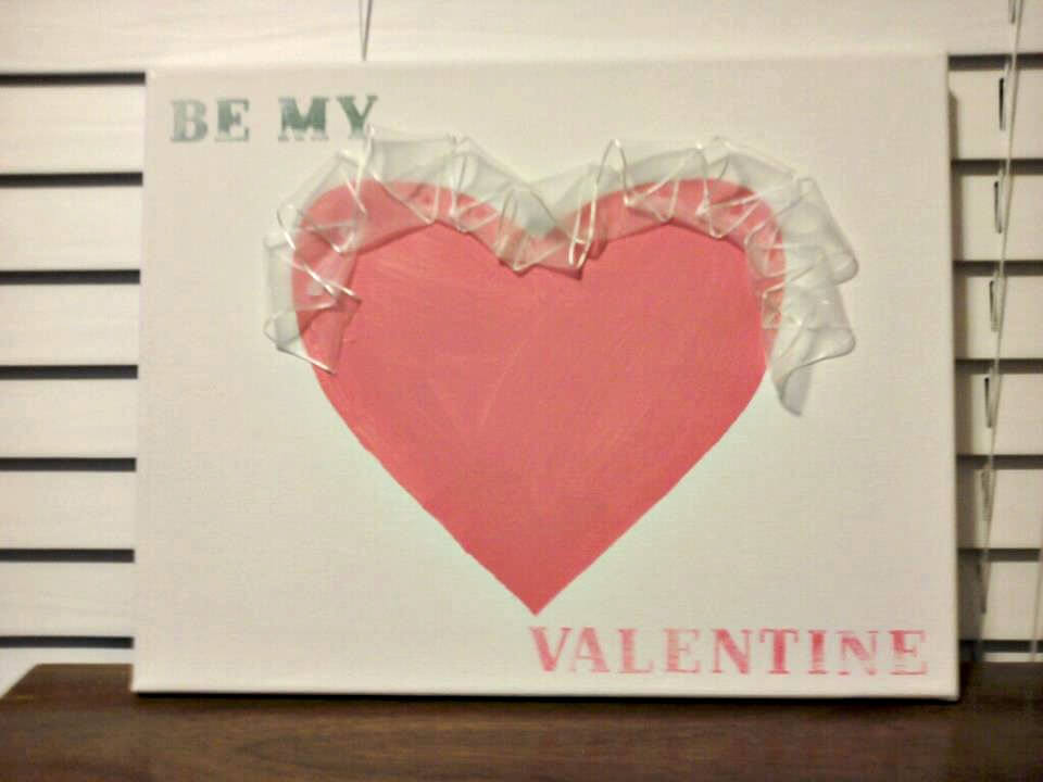 Finished Valentine's Project