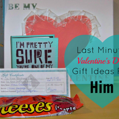 Last Minute Valentine's Day Gift Ideas for Him