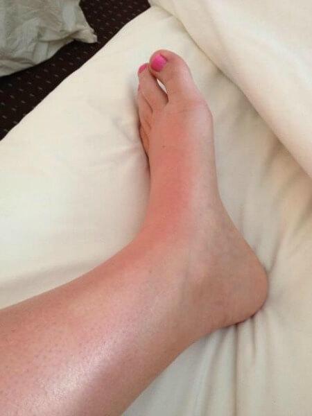 Umpa Lumpa Feet