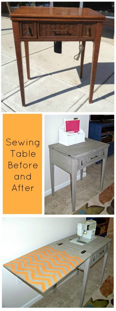 Sewing Table B&A