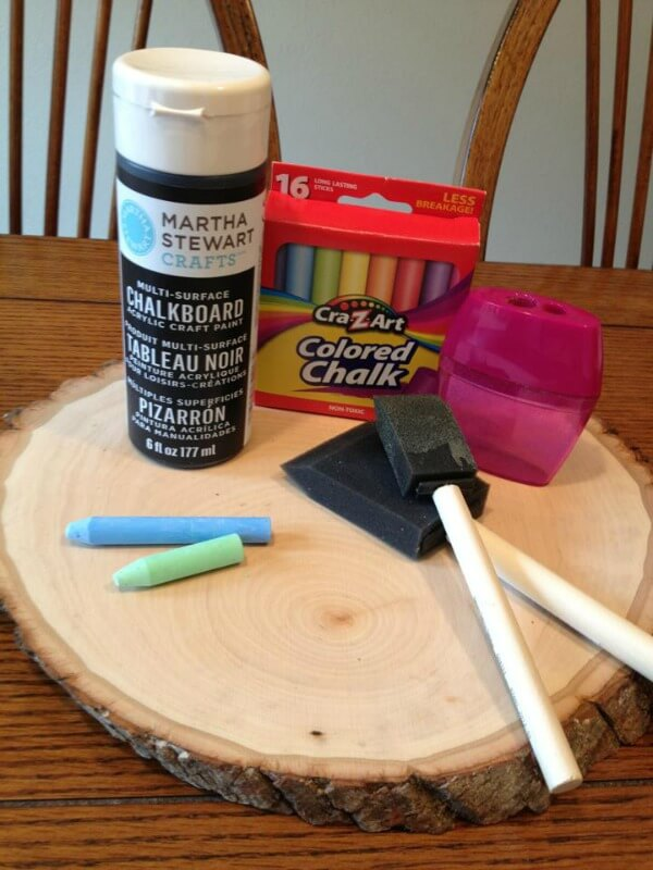 Chalkboard Supplies