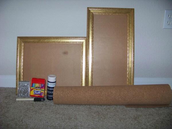 Chalkboard  Frame Supplies