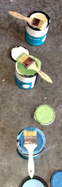 The Best Paint Brush for Chalk Paint | My Breezy Room