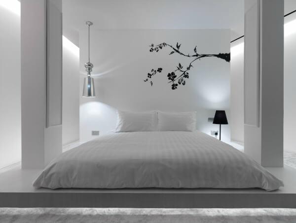 club hotel interior design