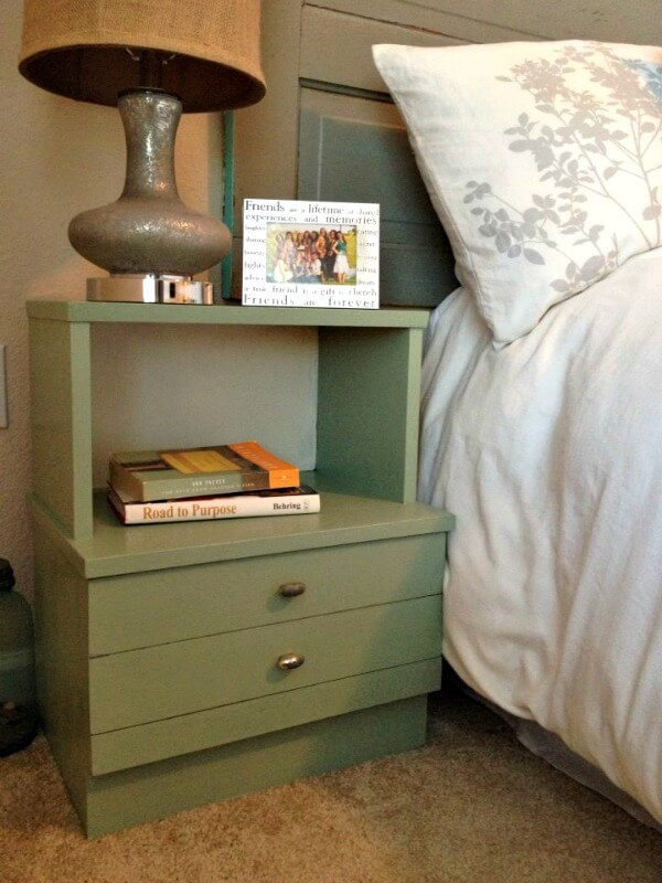 Painted Night Stand