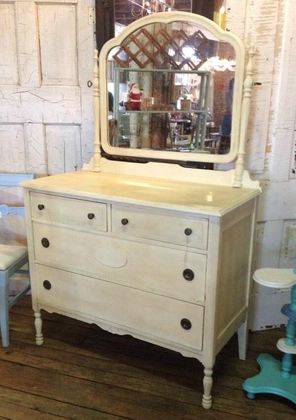 Finsihed Dresser