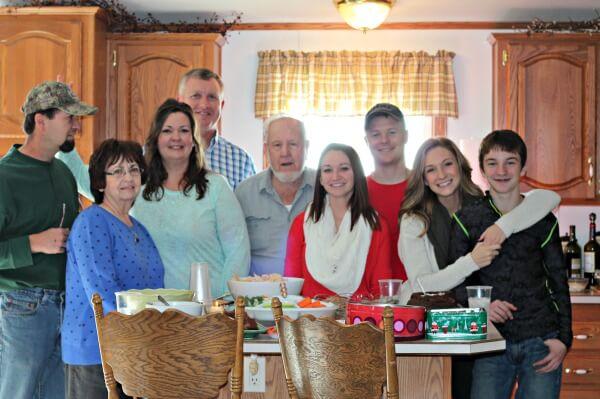 Family Christmas 13
