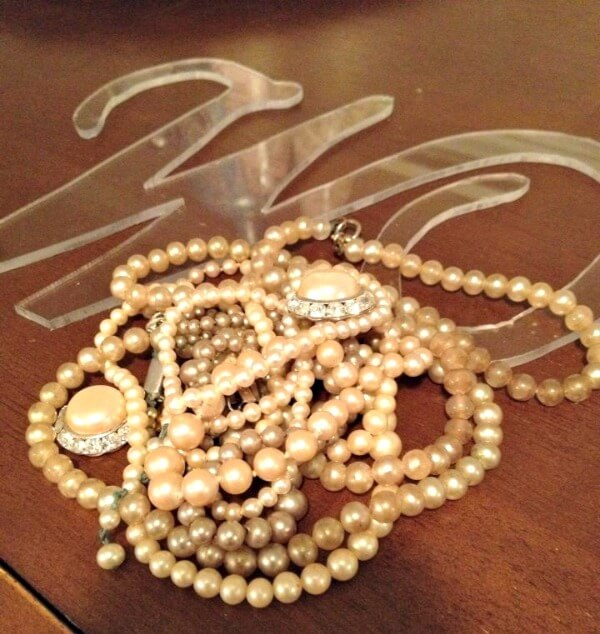 Crystals and Pearls