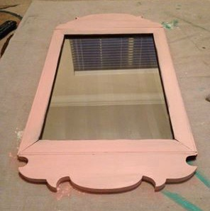 Pink Mirror Progress