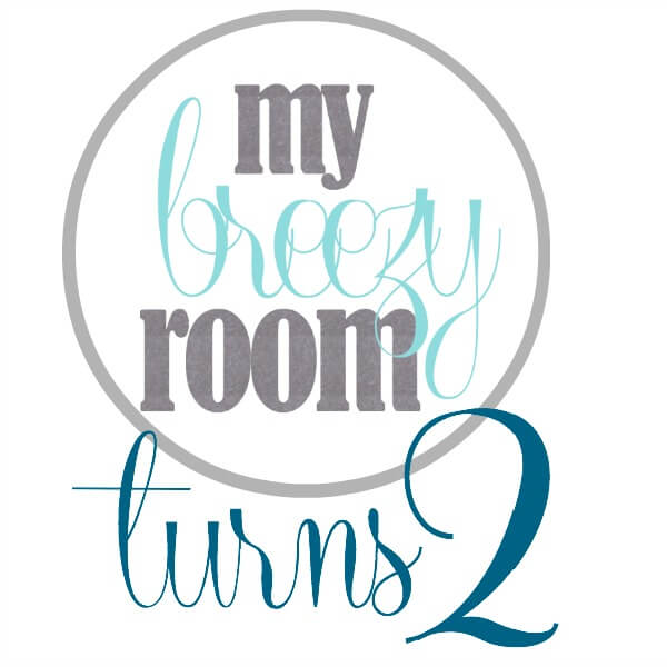 My Breezy Room turns 2