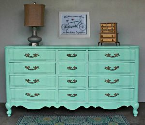 A French Provincial Dresser Reveal