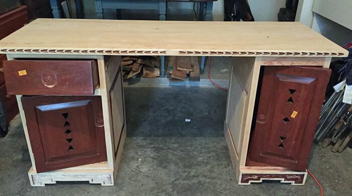 Before Desk