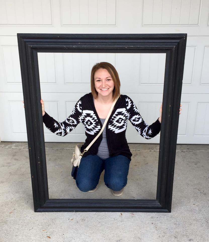 huge picture frame