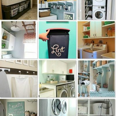 18 Practical Ways to Design a Laundry Room