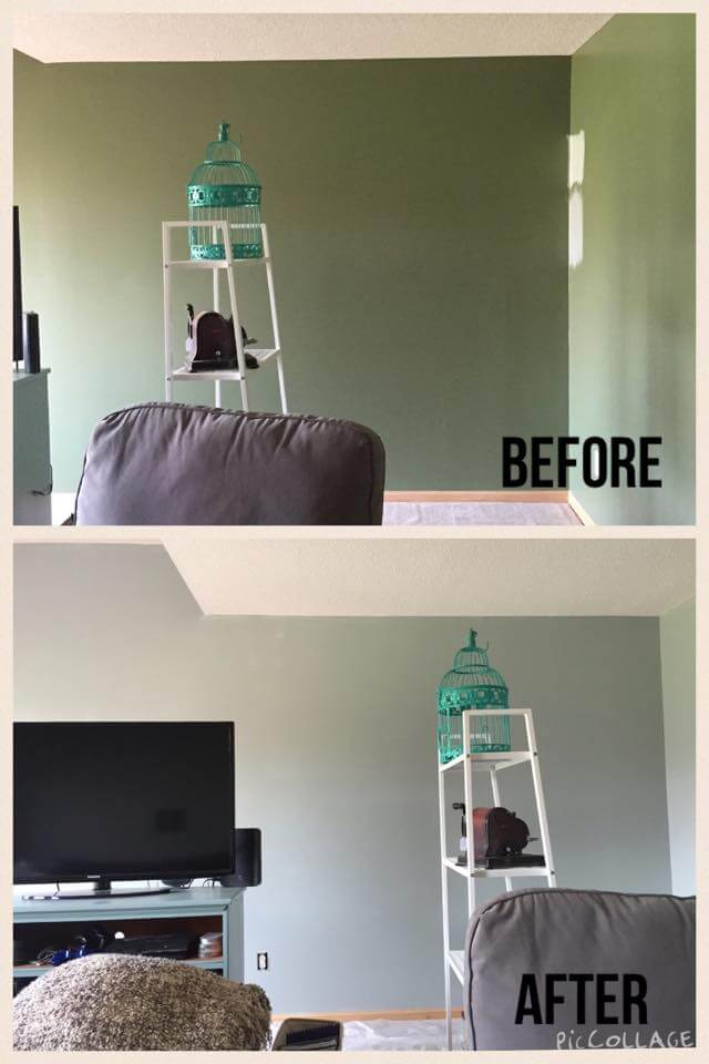 living room paint