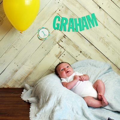 Graham Russell: One Month