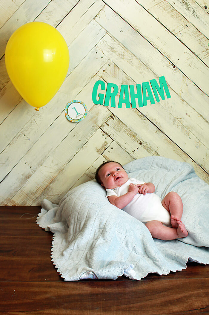 one month graham