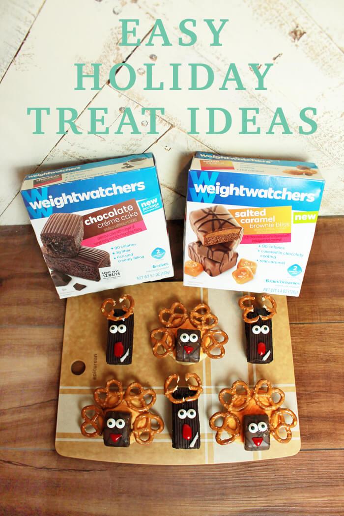 easy holiday treat ideas