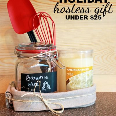 Holiday Hostess Gift for Under $25