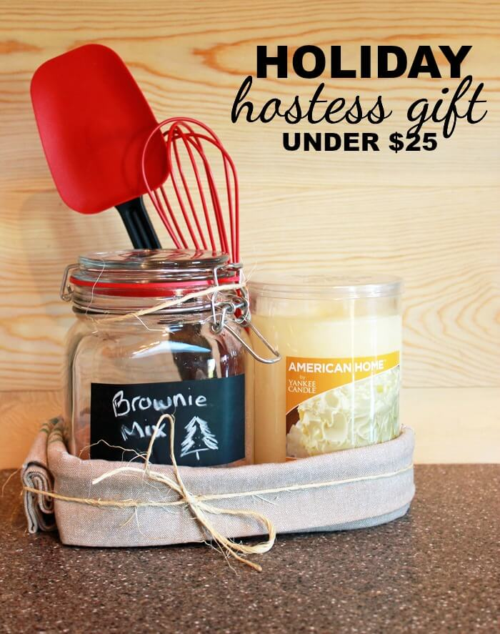holiday hostess gift