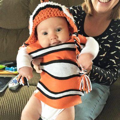 Nemo's First Halloween
