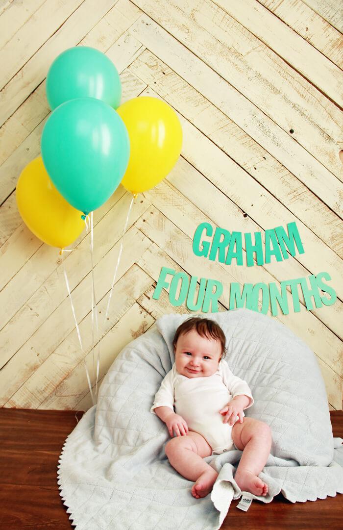 Graham 4 months