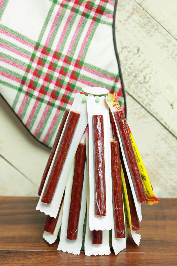 slim jim christmas tree