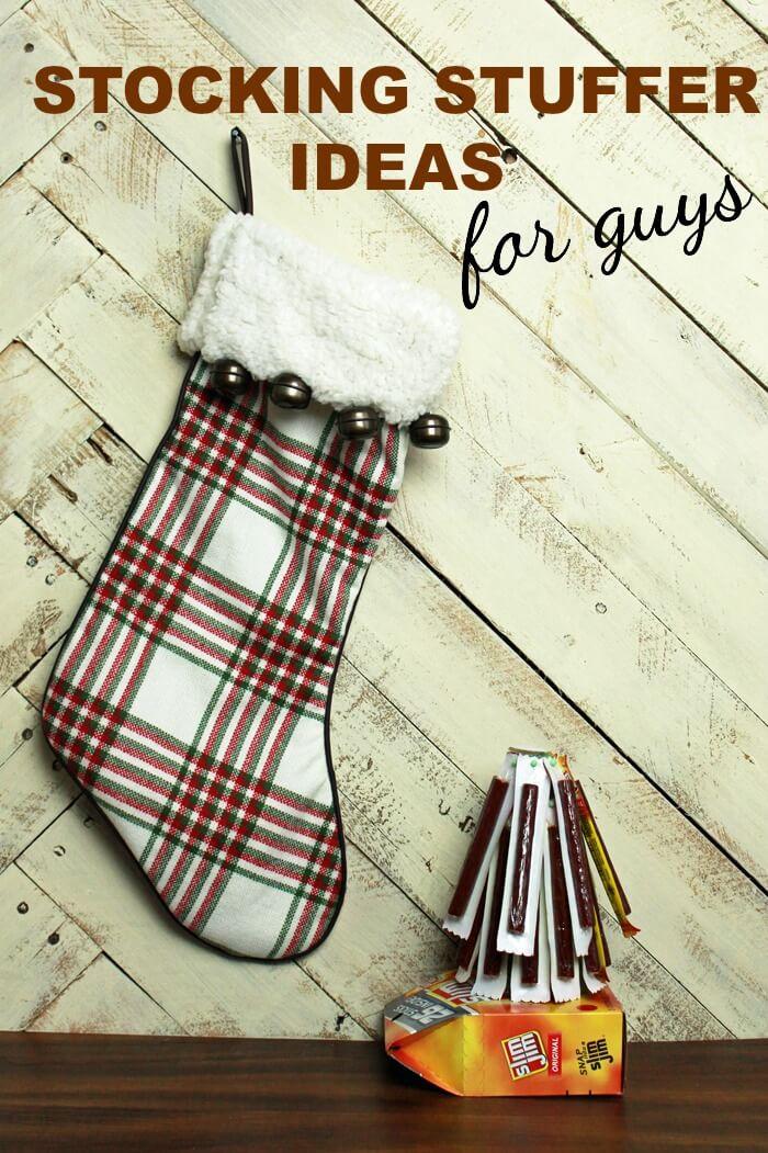 stocking stuffer ideas for guys