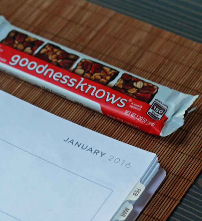 goodnessknows snack squares