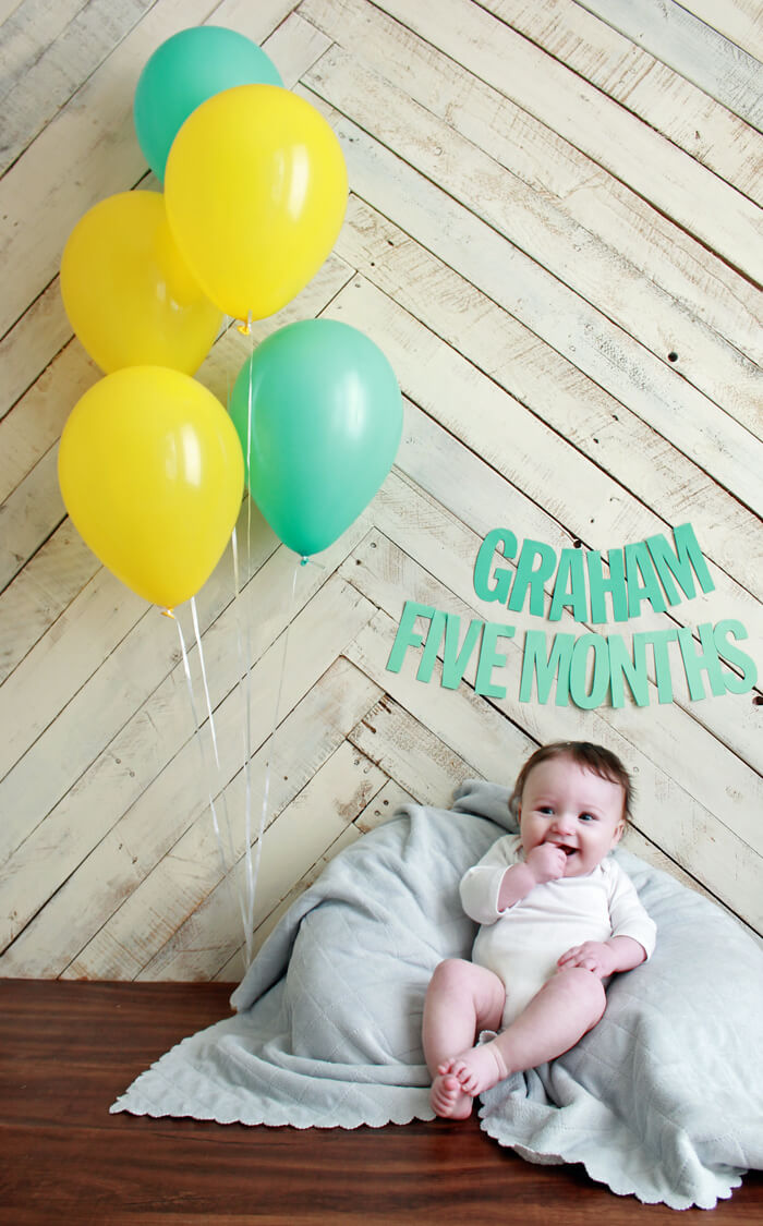 Graham Russell: 5 Months