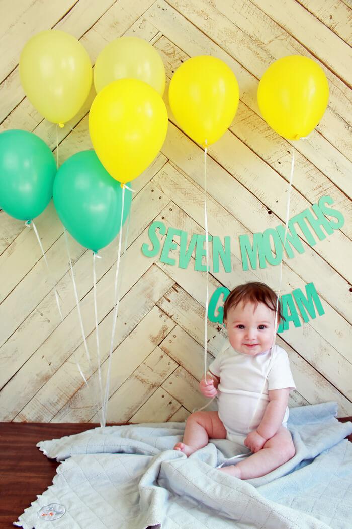 Graham 7 months