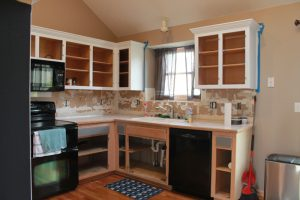 Living Through a Kitchen Remodel