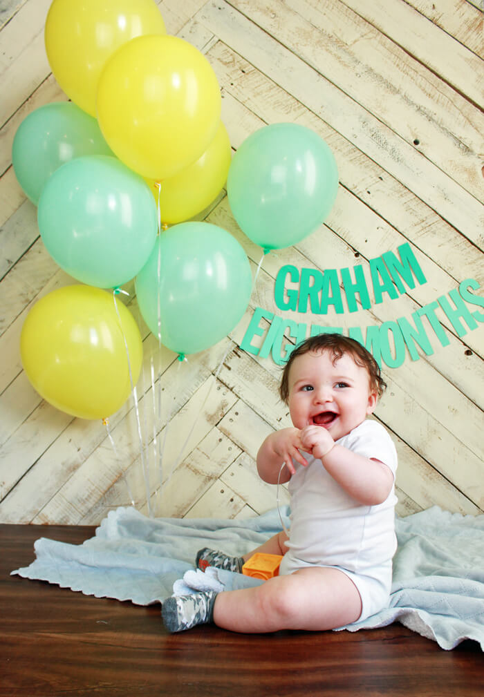 Graham Russell: 8 Months