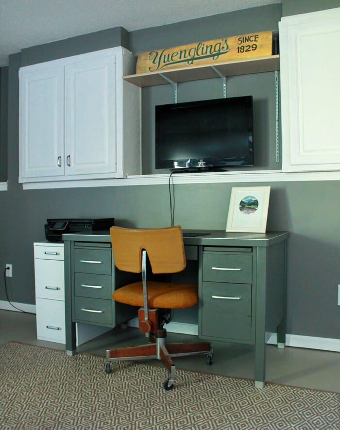 Man Cave Desk Ideas : Man cave desk hostgarcia