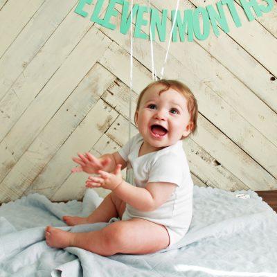 Graham Russell: 11 Months