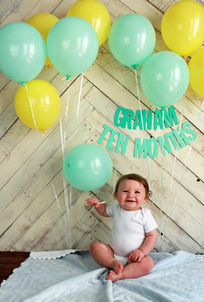 Graham 10 Months