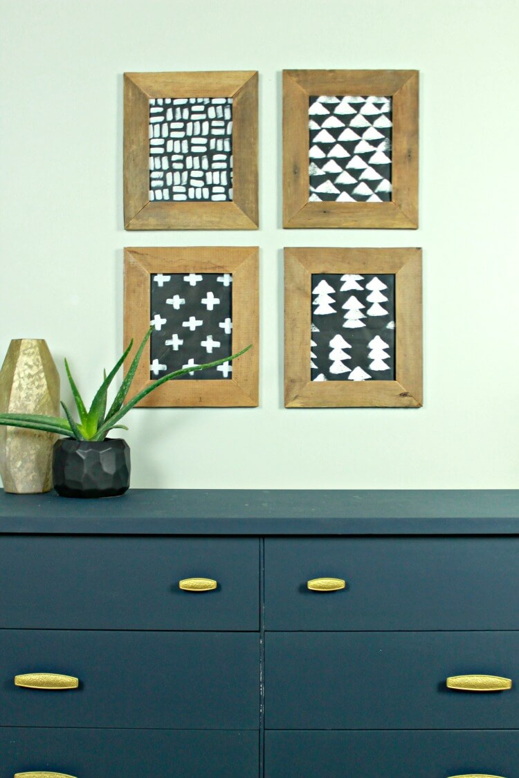diy-modern-christmas-wall-art-2