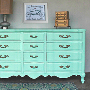 30+ Painted Furniture Before and Afters