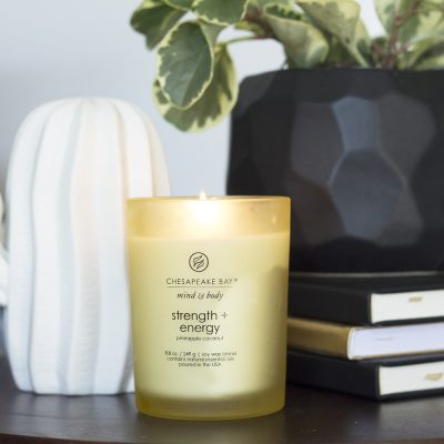 Chesapeake Bay Candle: Creating Calm at Home