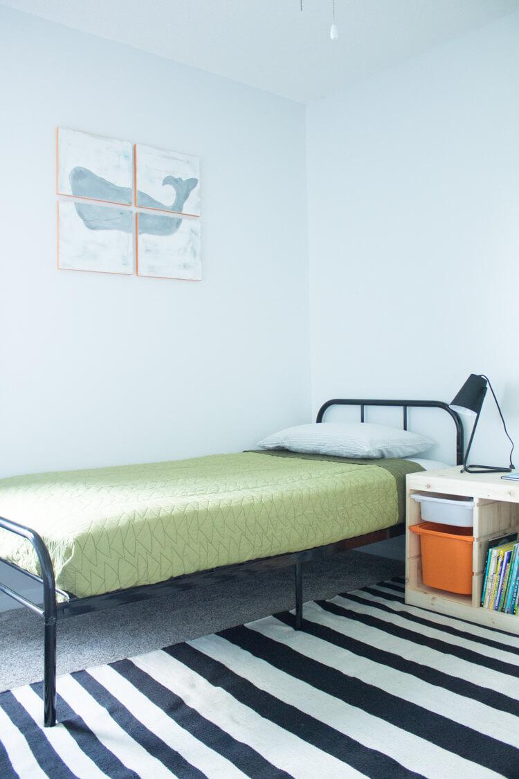 My Breezy Room & Modern Toddler Boy Room: Simple \u0026 Neutral   My Breezy Room