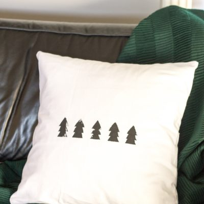 DIY Scandi Pillow