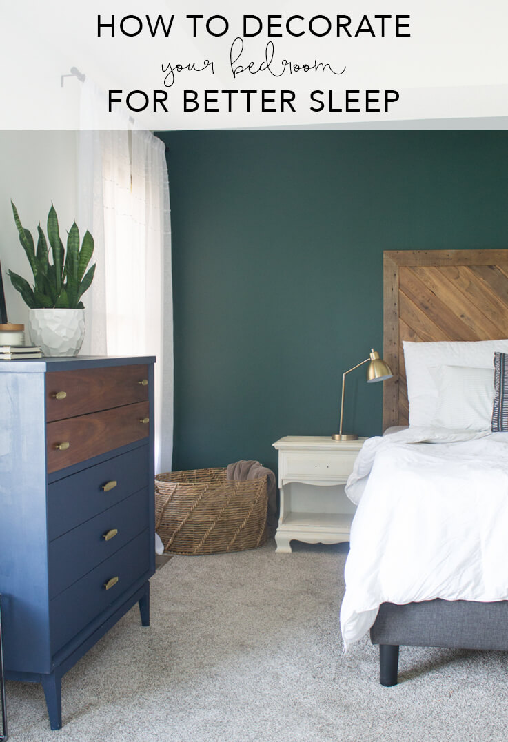 How To Decorate Your Bedroom For Better Sleep