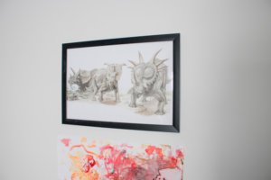 The Most Affordable Way to Find and Print Unique Wall Art | My Breezy Room